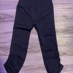 Lululemon ebb to street crop leggings